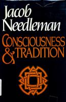 Consciousness and Tradition