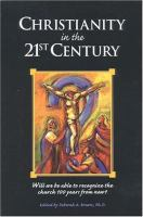 Christianity in the 21st Century