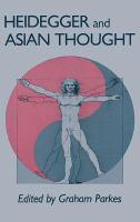 Heidegger and Asian Thought