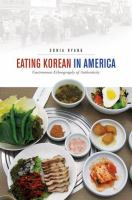 Eating Korean in America