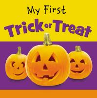 My First Trick or Treat