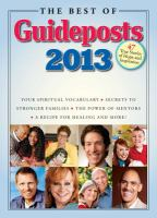 Best of Guideposts 2013
