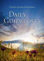Daily Guideposts, 2012