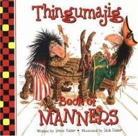 Thingumajig Book of Manners