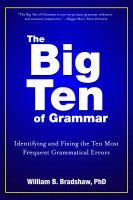 The Big Ten of Grammar