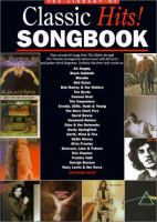 Classic Hits! Songbook