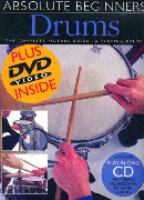 Absolute Beginners Drums / [written by Dave Zubraski, Photographs by George Taylor]