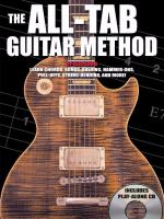 The All-tab Guitar Method