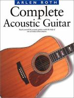 Complete Acoustic Guitar