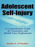 Adolescent Self-injury