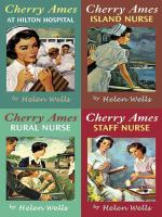 Cherry Ames Boxed Set. Books 13-16
