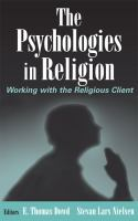 The Psychologies in Religion