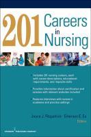 201 Careers in Nursing