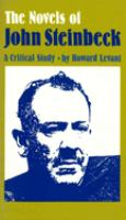 The Novels of John Steinbeck