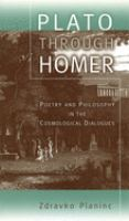 Plato Through Homer