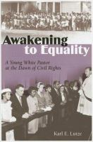 Awakening to Equality