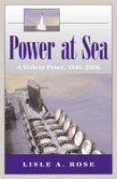 Power at Sea