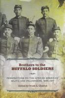 Brothers to the Buffalo Soldiers