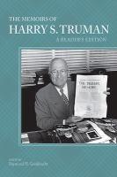 The Memoirs of Harry S. Truman