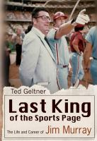 Last King of the Sports Page
