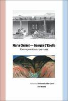 Maria Chabot--Georgia O'Keeffe