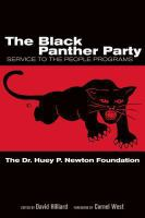 The Black Panther Party