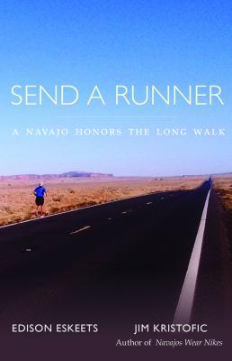 Send a runner  a Navajo honors the long walk