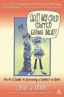 Help! My Child Stopped Eating Meat!