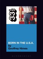 Born in the U.S.A