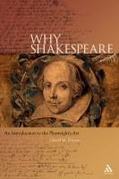 Why Shakespeare