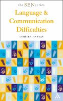 Language and Communication Difficulties