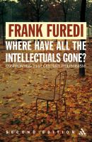 Where Have All the Intellectuals Gone?