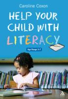 Help your Child With Literacy