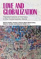 Love and Globalization