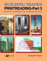 Building Trades Printreading, Part 3