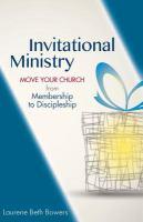 Invitational Ministry