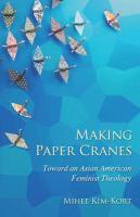 Making Paper Cranes