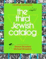 The Third Jewish Catalog