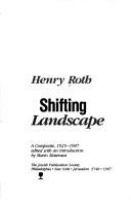 Shifting Landscape