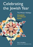 Cover of Celebrating the Jewish Year
