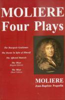 Molière, Four Plays