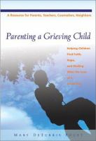 Parenting A Grieving Child