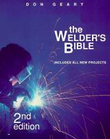 The Welder's Bible
