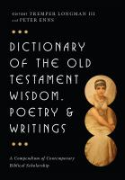 Dictionary of the Old Testament
