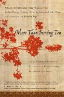 More Than Serving Tea