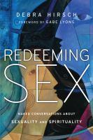 Redeeming Sex