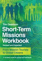 Short-term Missions Workbook