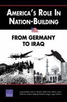 America's Role in Nation-building