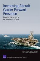 Increasing Aircraft Carrier Forward Presence