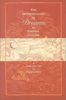 The Interpretation of Dreams in Chinese Culture